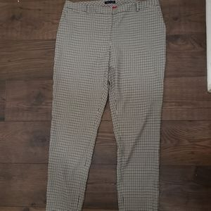 Tommy Hilfiger | Gingham Trousers